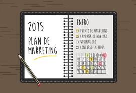 Calendario de Marketing 2015
