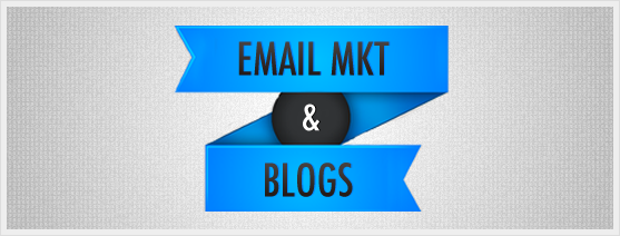 Blogs y email marketign
