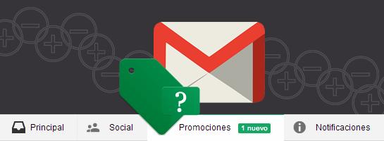 Nueva bandeja de entrada de gmail