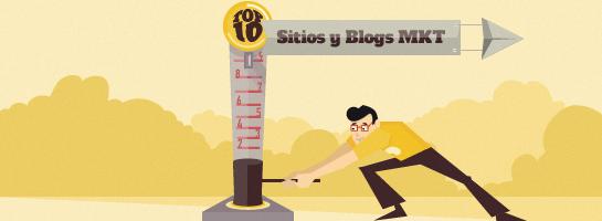 10 Sitios y Blogs de Marketing Online