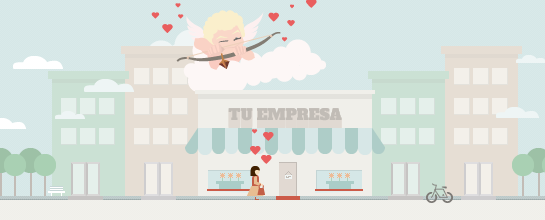 Marketing en san Valentin