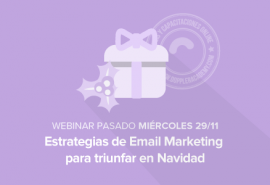 Email Marketing Navidad