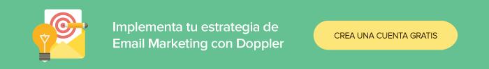 Crea una cuenta en Doppler