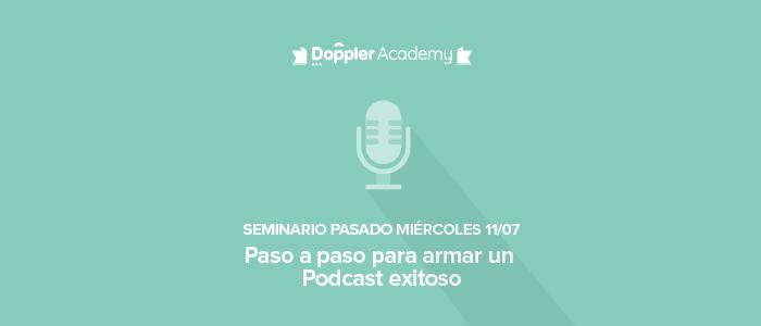 Seminario Doppler Academy