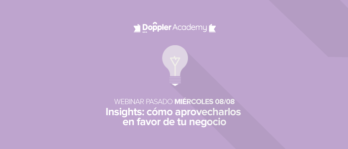 Webinar Insights Doppler Academy