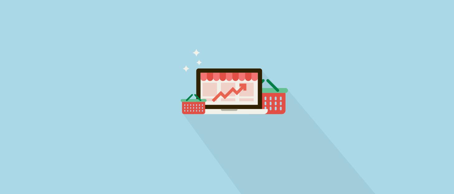 Ilustración de Marketing Digital para Navidad