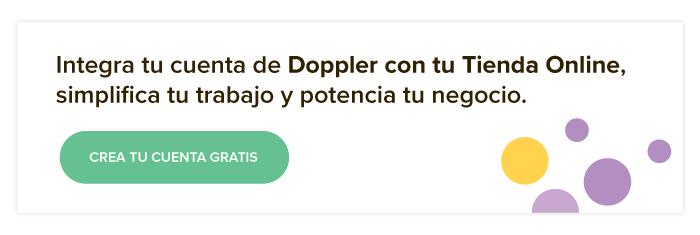 crea tu cuenta en doppler