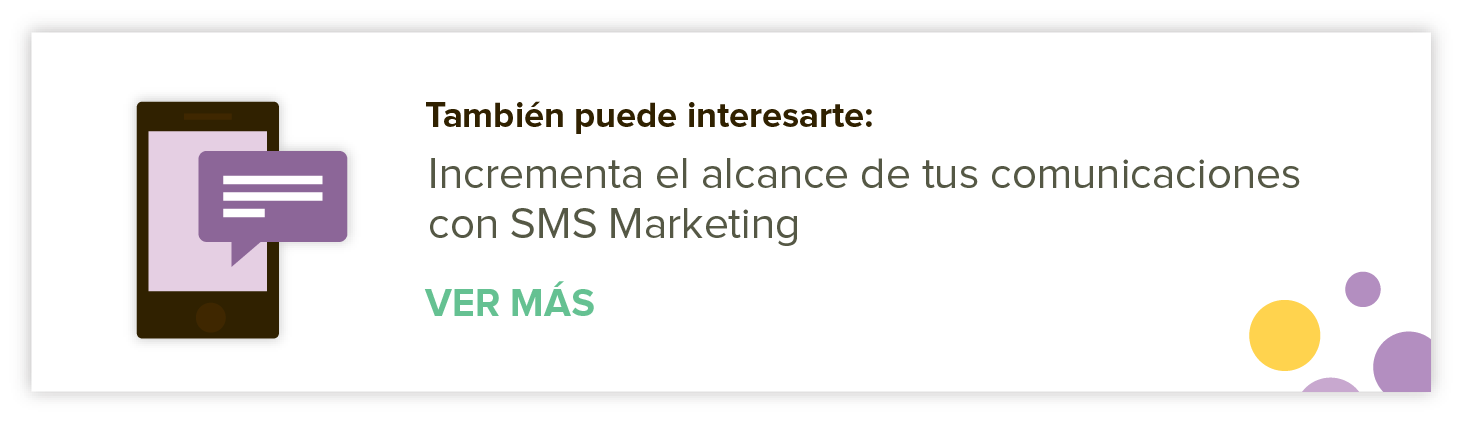 tendencias digitales sms marketing