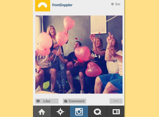 instagram + email marketing