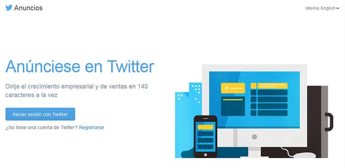 Herramientas para Twitter: Twitter Ads