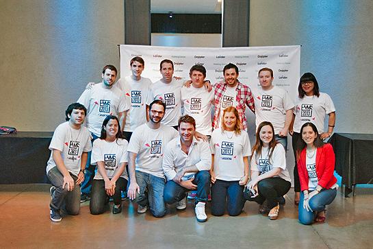 Equipo del EMMS 2013