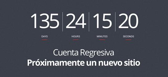 Lander Countdown