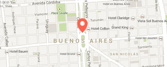 Google Maps en Lander