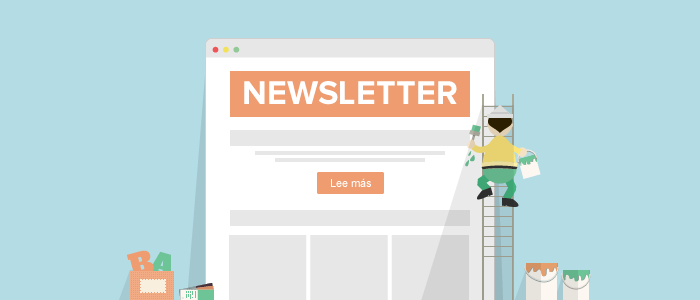 Rediseño newsletter