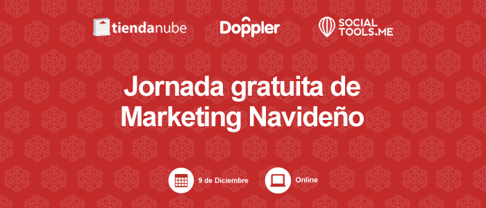Jornada gratuita de marketing navideño