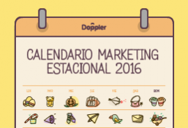 Calendario de Marketing Estacional