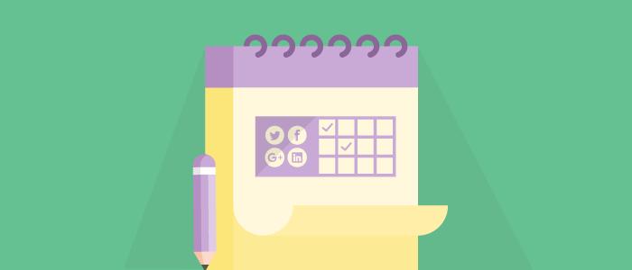 Calendario Editorial para Social Media
