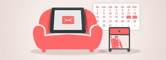 ¿Cuándo enviar una campaña de Email Marketing?