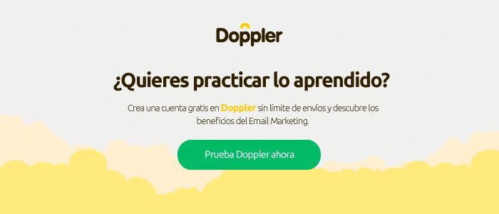 Créate una Cuenta en Doppler