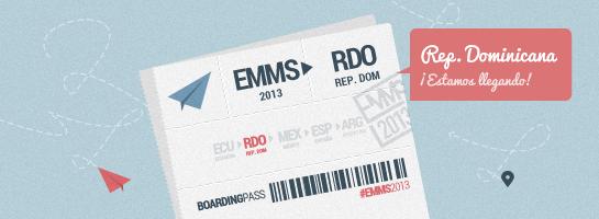 EMMS 2013 Rep Dominicana