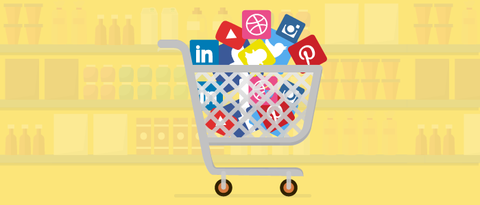 Redes sociales para eCommerce