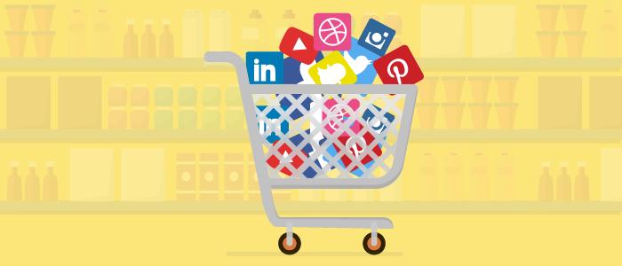 Redes sociales para eCommerce