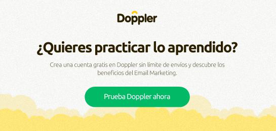 Cuenta gratis en Doppler