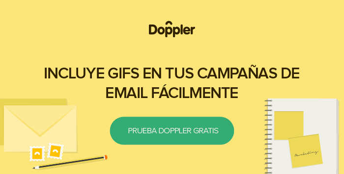 GIFs animados en Email Marketing
