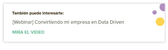 webinar data driven