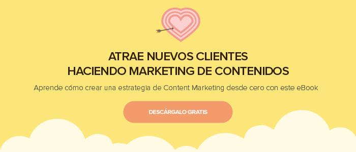 eBook gratis de Marketing de Contenidos