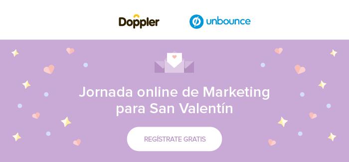 Jornada gratuita de Marketing para San Valentín