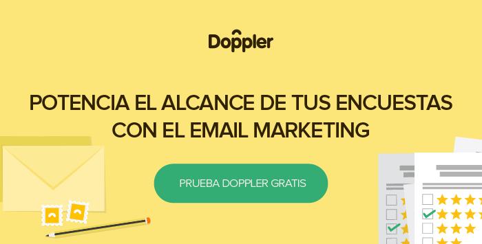 Email Marketing + Encuestas