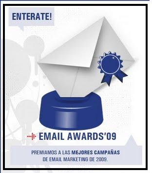 Email Awards