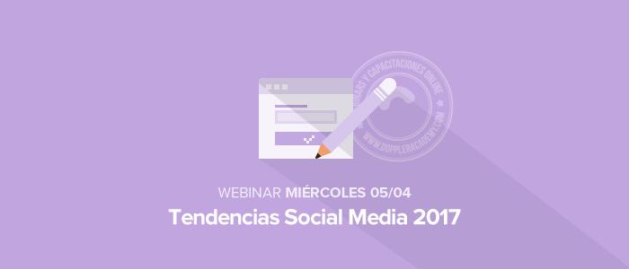 Tendencias Social Media 2017
