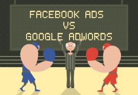 Diferencias entre Facebook Ads y Google Adwords