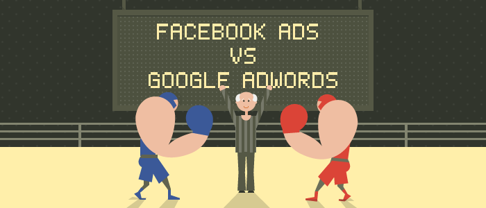 Publicidad Online: Facebook Ads vs Google Adwords
