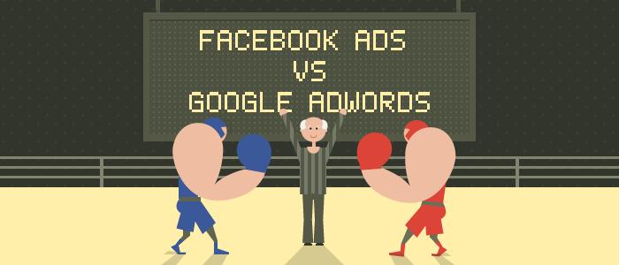 Publicidad Online: Facebook Ads vs Google Adwords