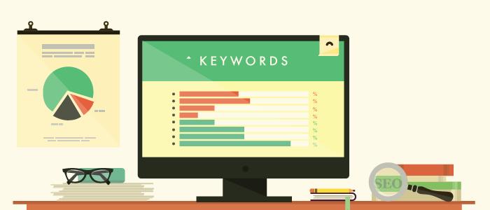 competencia de keywords