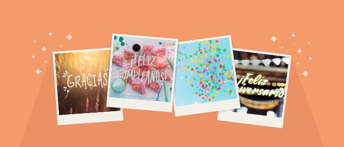 Pack de Imágenes gratis para saludar a tus clientes