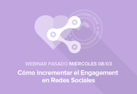 Cómo incrementar el Engagement en Redes Sociales