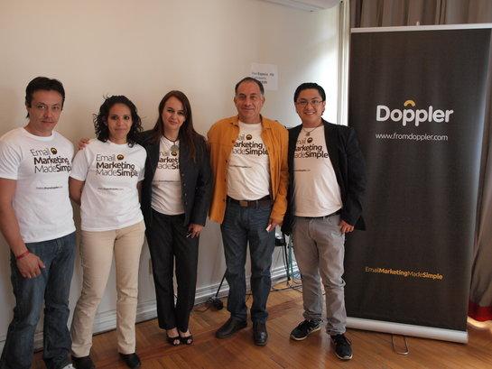 El equipo Doppler México