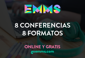 EMMS 2016: Conferencias online y gratis de Marketing