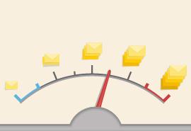 Cómo definir la frecuencia ideal de envíos de Email Marketing